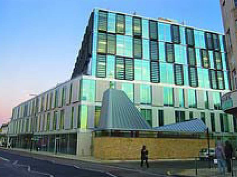 East Thames Housing Association, Stratford