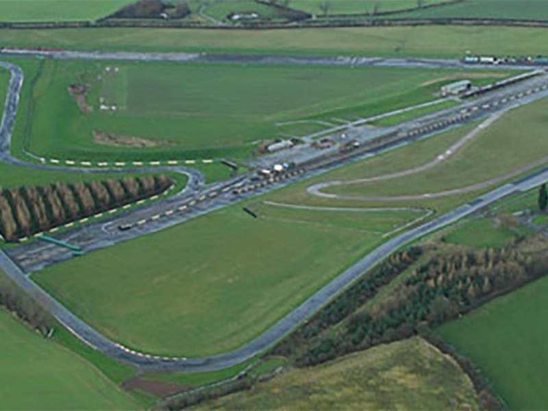 Croft Motor Racing Circuit & AAD Sport Noise Live