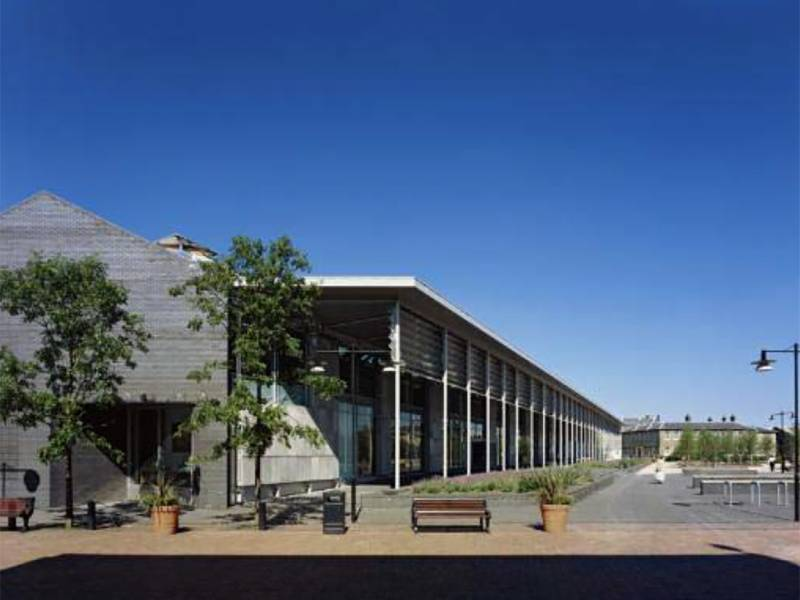 £14.5m National Trust's Heelis Centre