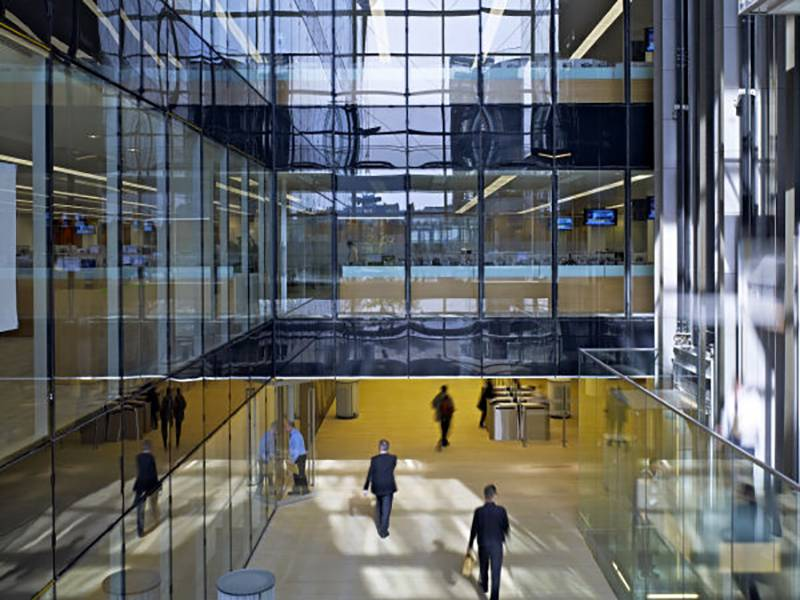 New City Offices for Investment Bank