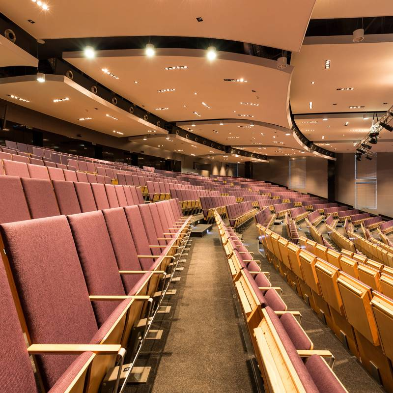 Auditoria & Conference Facilities