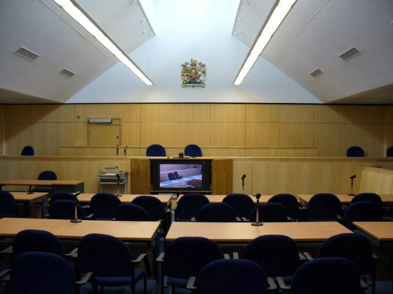 First Permanently Sited Military Courtroom Complex