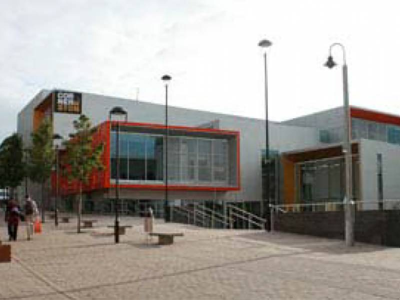 Didcot's £7.3m Arts Centre