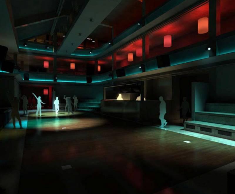 'Matter' Nightclub