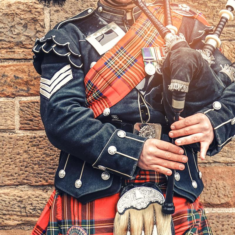 Pipe down! Brussels slaps a noise order on heart of Scotland