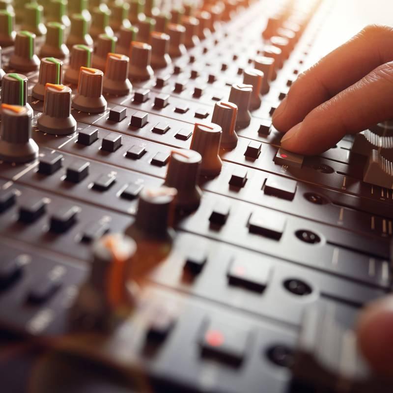 Broadcast & Recording