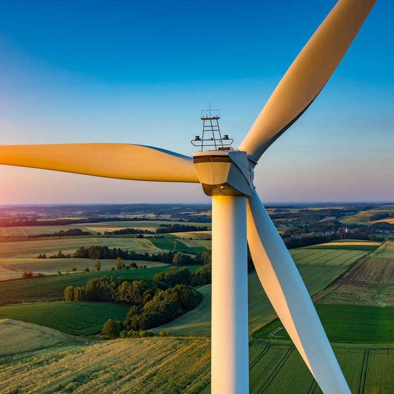 Noise from Wind Turbines